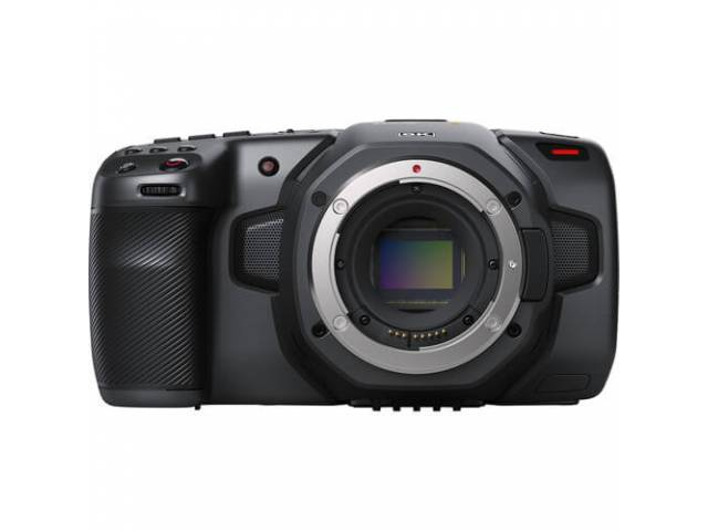 Камера Blackmagic Design Pocket Cinema Camera 6K