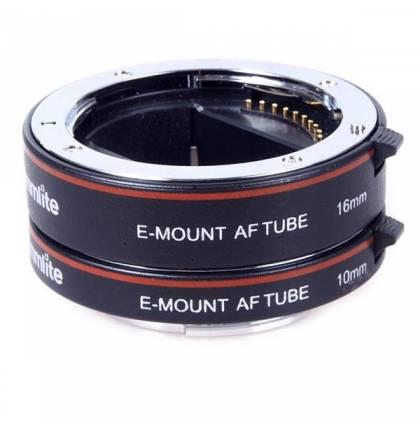 Макрокольца для Sony Commlite CM-ME-AFSM2
