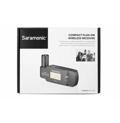 Saramonic RX-XLR9 Uwmic9