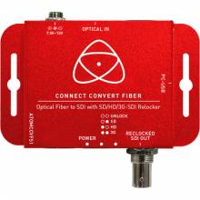 Atomos Connect Convert Fiber - Fiber to SDI