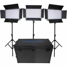 Dracast 3x KALA2000B LED Light Kit Bi-Color
