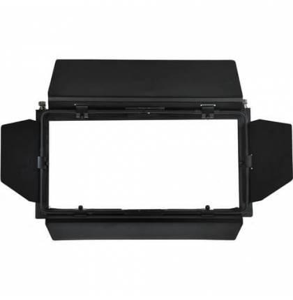 Dracast Barndoors For LED1500 S-Series Foldable