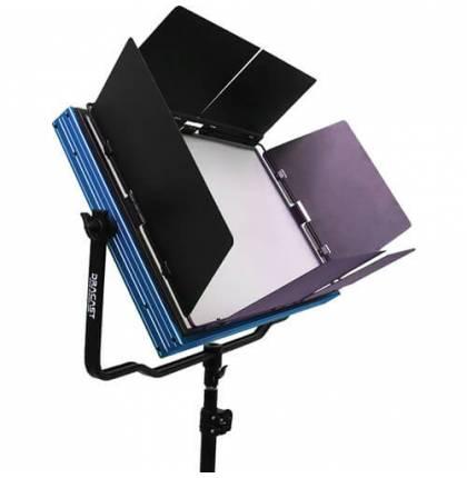 Dracast Barndoors For LED2000 Pro Plus Studio
