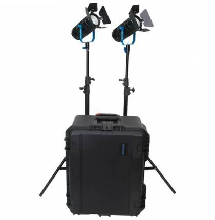 Dracast BoltRay 400 Plus LED Bicolor 2-Light Kit