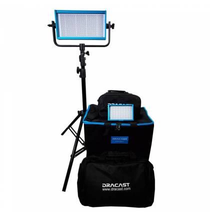 Dracast Outdoor Kit Pro Series Daylight Gold Mount