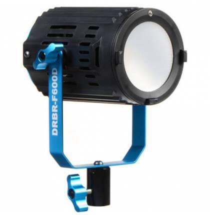 Dracast DRBR-F-600D BoltRay LED Daylight 3-Light Kit