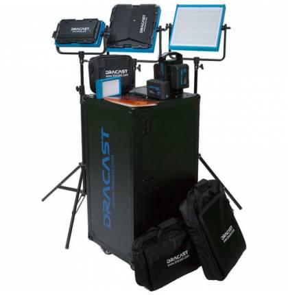 Dracast Eng Kit Pro Series Tungsten V-Mount