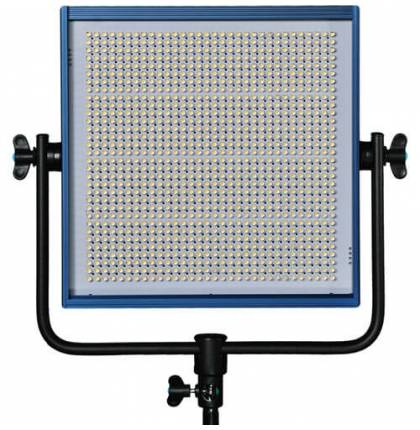 Dracast LED1000 Pro Daylight With Gold Mount Battery Plate