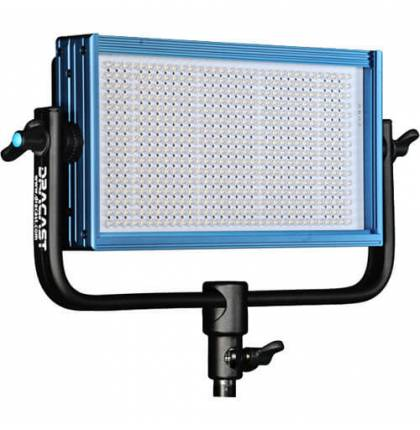 Dracast LED500 Daylight With 5-Pin Dmx Controls