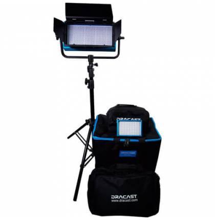 Dracast Outdoor Deluxe Kit Pro Series Daylight V-Mount