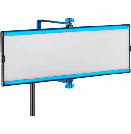 Dracast S Series LED1500 Plus Bi color Panel w V-Mount Battery Plate