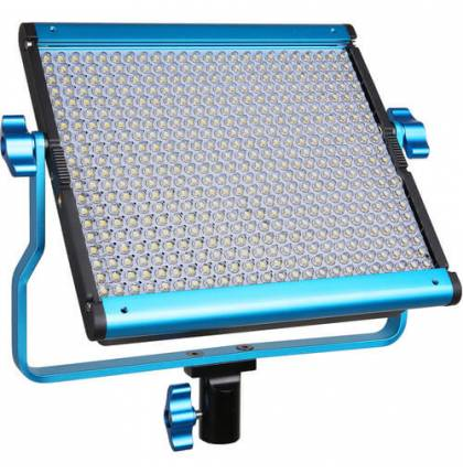 Dracast S Series LED500 Plus Daylight Panel w V-Mount Battery Plate