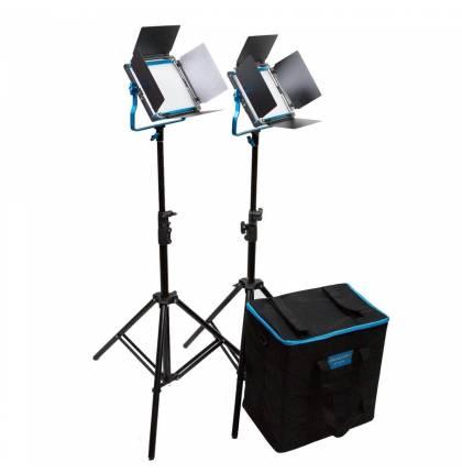 Dracast S-Series LED500 Daylight 2-Light Kit Soft Case