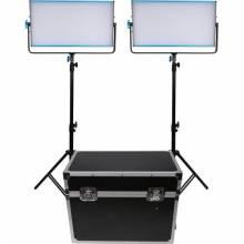 Dracast 2x SILQ3000B LED Light Kit Bi-Color