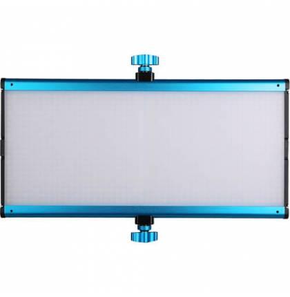 Dracast S Series LED1000 Plus Bi-Color Panel w V-Mount Battery Plate