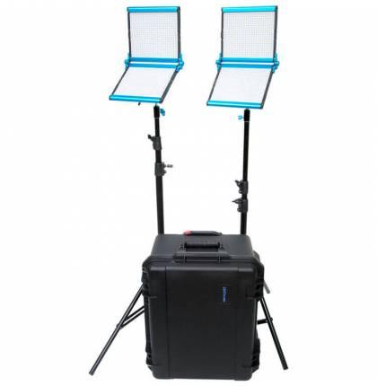 Dracast S-Series LED1000 2-Light Kit Daylight Soft Case