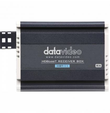 Datavideo HBT-11 HDBaseT Receiver HDMI Extender Kit