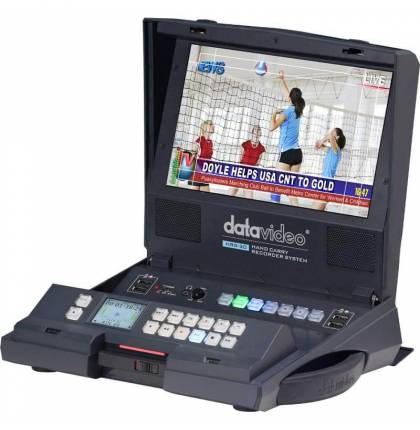 Datavideo HRS-30 HD recorder and monitor in one