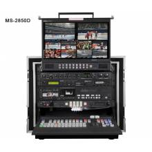 Datavideo MS-2850D HD/SD 8/12-Channel Mobile Video Studio