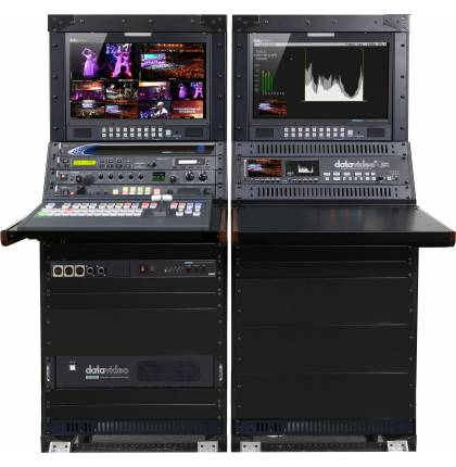 Datavideo OBV-2850C HD/SD 8/12-Channel Mobile Video Studio