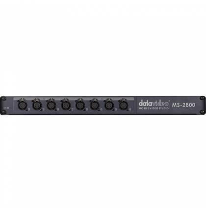 Datavideo MS-900 Mobile Studio Rear Panel