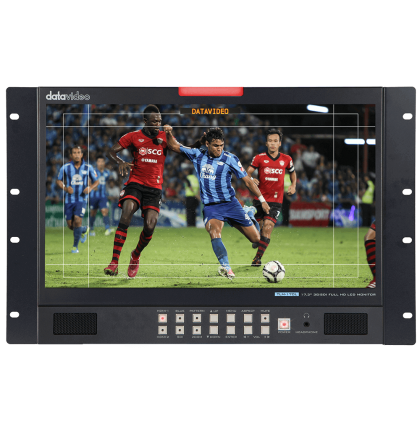 Datavideo TLM-170LR LCD Monitor With 3G/HD-SDI And HDMI Inputs 17.3