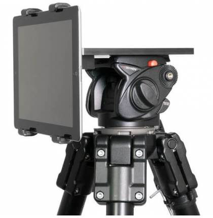 Datavideo TP-150 Teleprompter Kit for iPad and Android Tablets