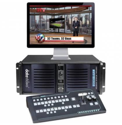 Datavideo TVS-1200 Trackless Virtual Studio System