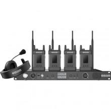 Hollyland Syscom 1000T інтерком система (4 belepacks)