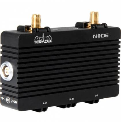 Teradek Node Cellular 4G LTE 4-Pin Modem with 0.86 m Cable (US)