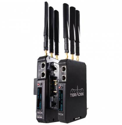 Teradek Beam Transmitter and Receiver Set with V-Mount