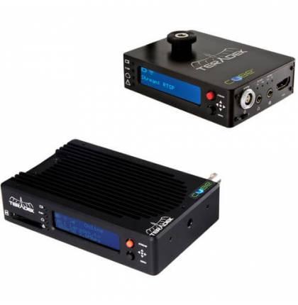 Teradek Cubelet 605 Encoder and 405 Decoder Set