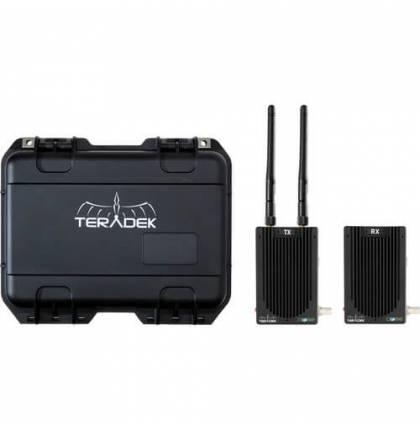 Teradek Cubelet 655 Encoder with 625 Decoder