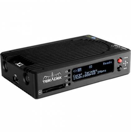 Teradek Cube 705 HEVC/H264 HD Encoder
