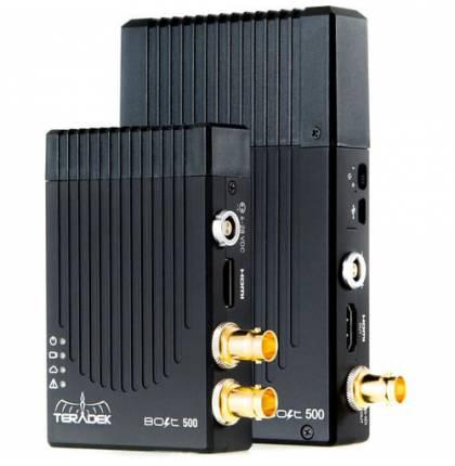 Teradek Bolt 500 3G-SDI/HDMI Video Transceiver Set