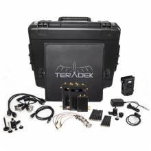 Teradek Bolt 1000 SDI/HDMI Wireless Transmitter and Dual Receiver Deluxe Kit (V-Mount)