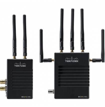 Teradek Bolt 1000 LT 3G-SDI/HDMI Wireless Transmitter and Receiver Set