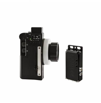 Teradek RT MDR-M Wireless EF Lens Control Kit with 4-Axis Transmitter for RED