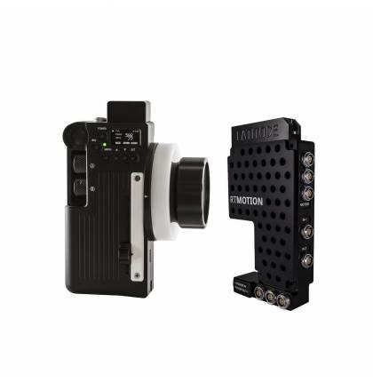 Teradek RT MDR-SK Wireless EF Lens Control Kit with 4-Axis Transmitter for RED