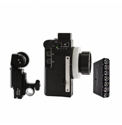 Teradek Wireless Lens Control Kit (Latitude-X Receiver, Mk3 1 Controller)