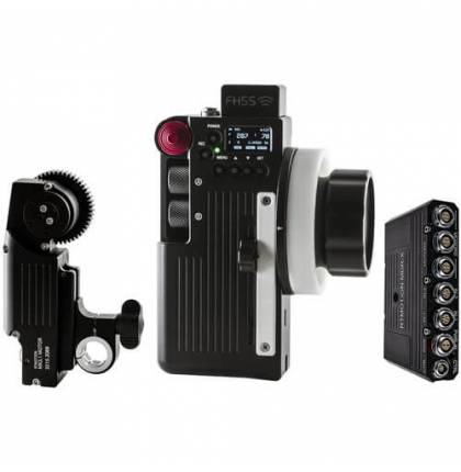 Teradek Wireless Lens Control Kit (Latitude-X Receiver, Mk3 1 Controller+Forcezoom)