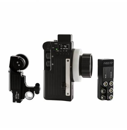 Teradek RT MK3 1 Wireless Lens Control Kit with 4-Axis Transmitter