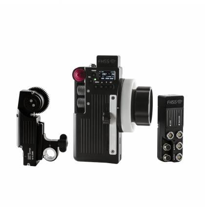 Teradek RT MK3 1 Wireless Lens Control Kit with 6-Axis Transmitter