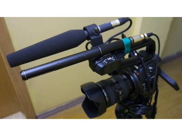 Накамерный микрофон AKG С568В