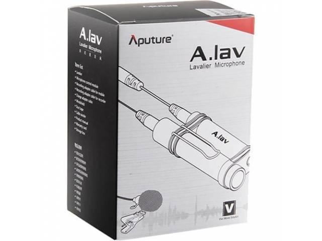 Петличный микрофон Aputure A.lav