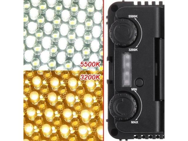 Видеосвет с регулируемой цветовой температурой Aputure AL-198C