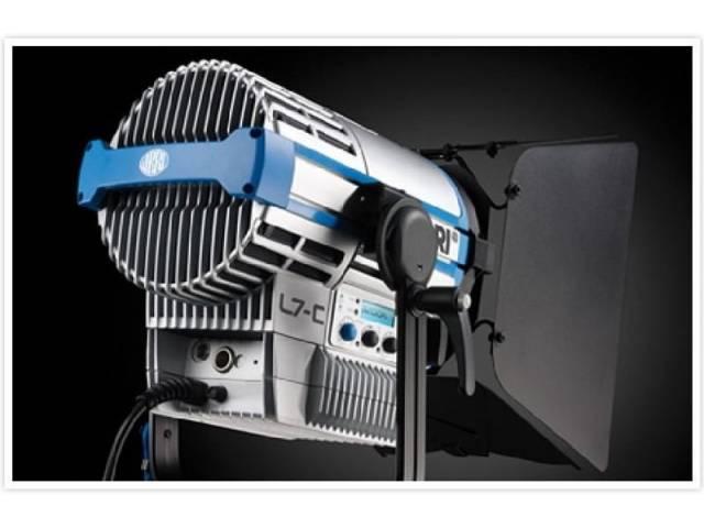 Светодиодный прожектор ARRI L7-C Hybrid PO