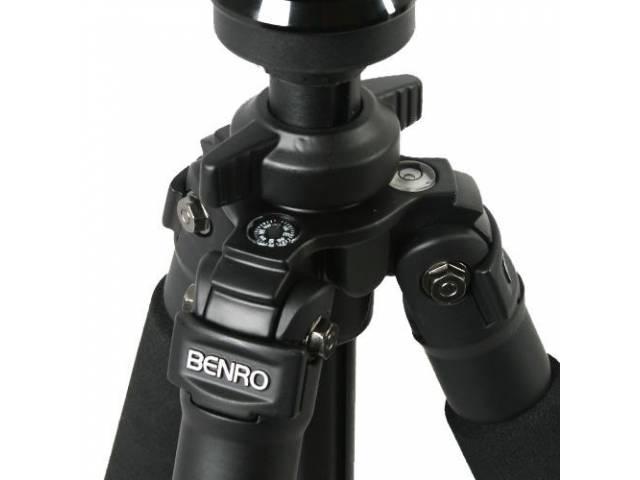 Штативный комплект Benro A-500EX+BH-1M