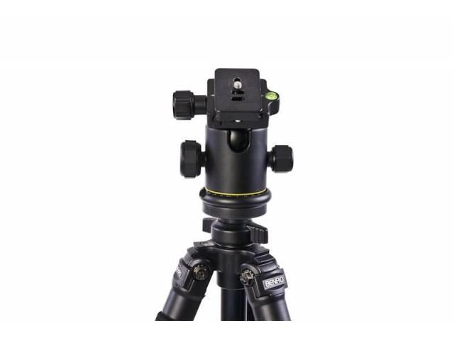Штативный комплект Benro A-550EX+KB-1A