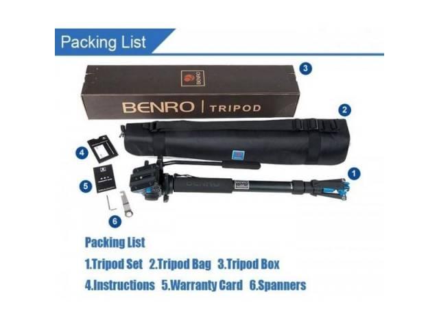 Монопод Benro A48TDS4 (KIT)